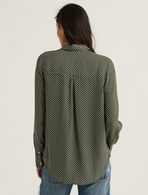 CLASSIC UTILITY SHIRT, GREEN MULTI