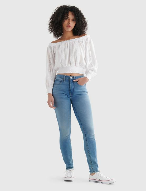 LONG SLEEVE OFF THE SHOULDER TOP, BRIGHT WHITE, productTileDesktop