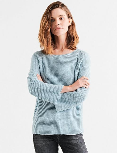 BELL SLEEVE PULLOVER,