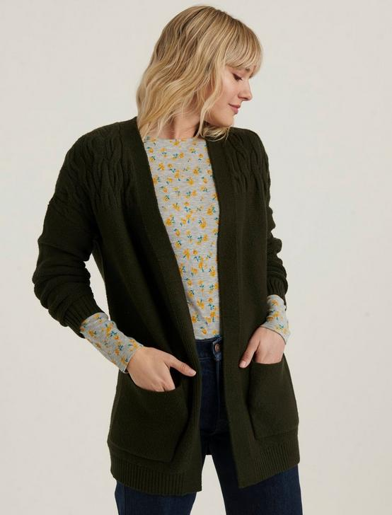 VENICE CARDIGAN, ROSIN, productTileDesktop