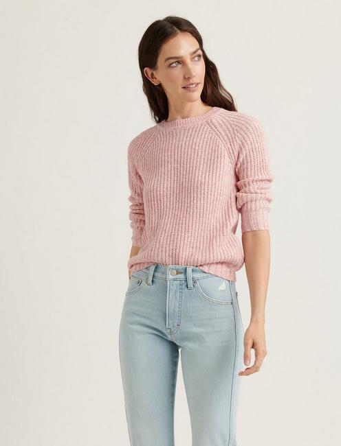 ELLIE DONEGAL PULLOVER SWEATER,