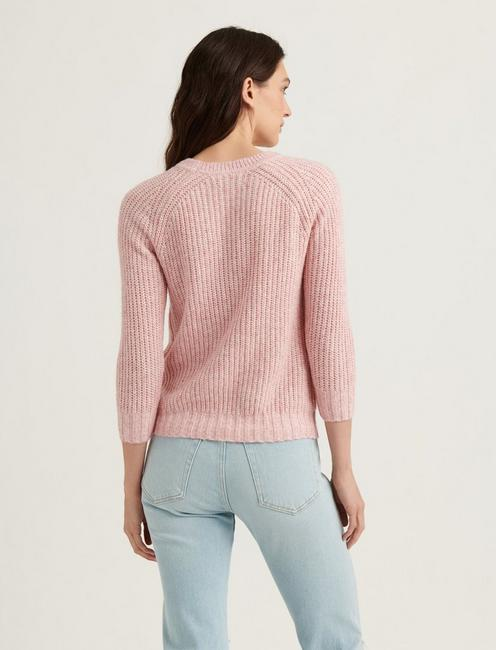 ELLIE DONEGAL PULLOVER, PINK MULTI