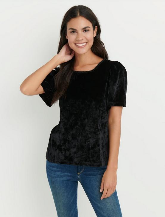 VELVET TOP, 001 LUCKY BLACK, productTileDesktop