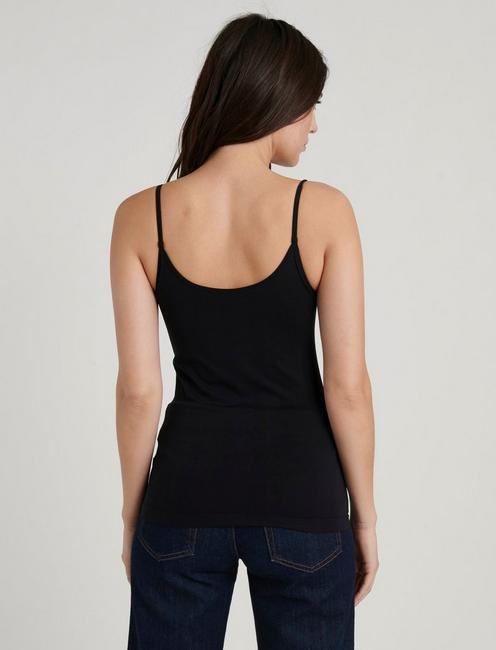 FAVORITE LAYERING CAMI, 001 LUCKY BLACK