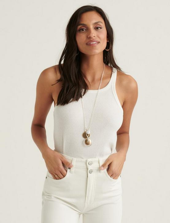 ESSENTIAL RIBBED TANK, BRIGHT WHITE, productTileDesktop