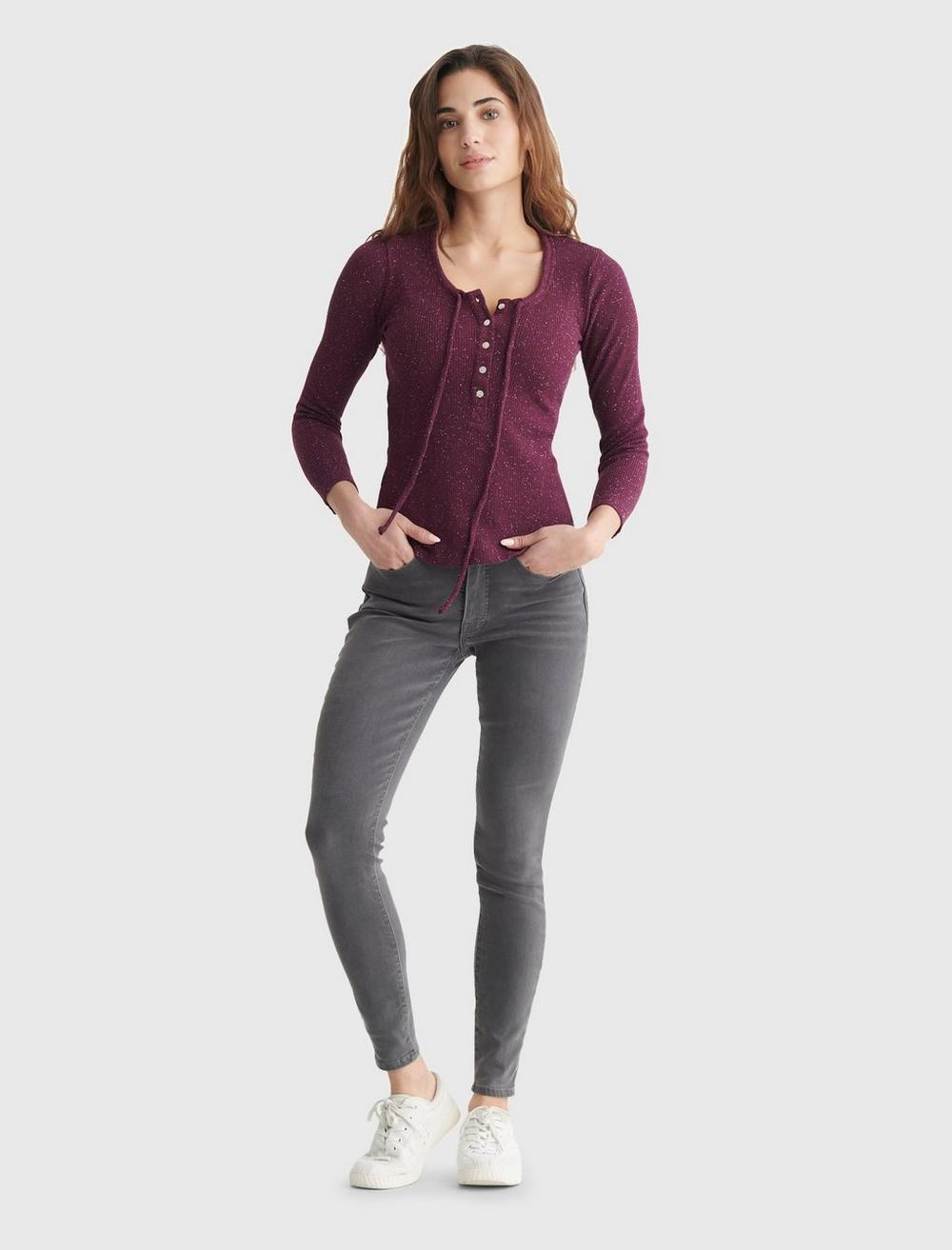 KNIT TOP, image 2