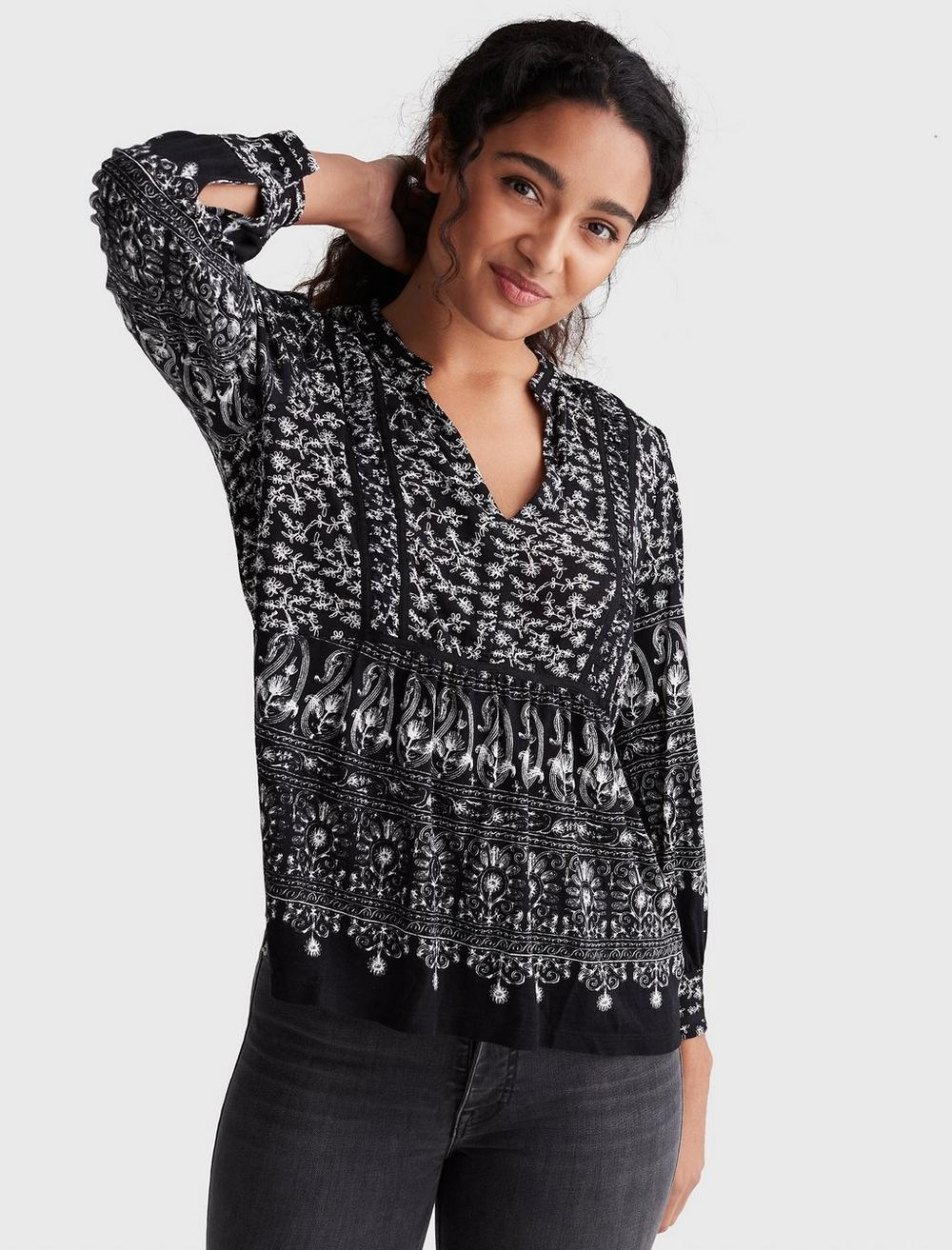 KNIT TOP, image 1