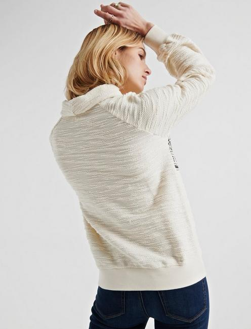 FAIR ISLE TURTLENECK PULLOVER, MARSHMALLOW