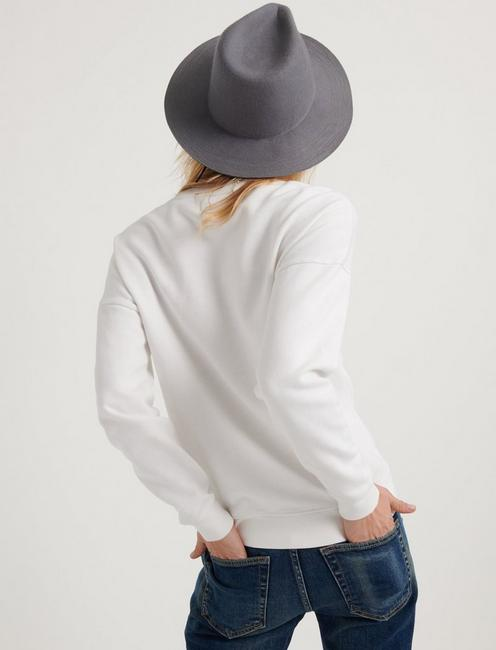 RODEO QUEEN PULLOVER, LUCKY WHITE
