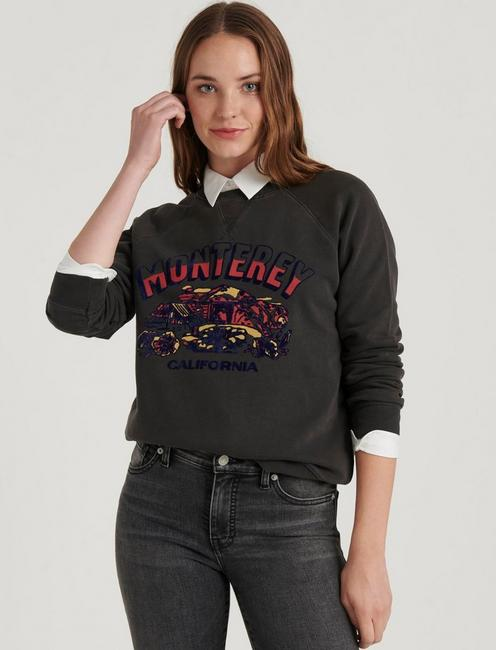 Monterey Crew Pullover by Lucky Brand