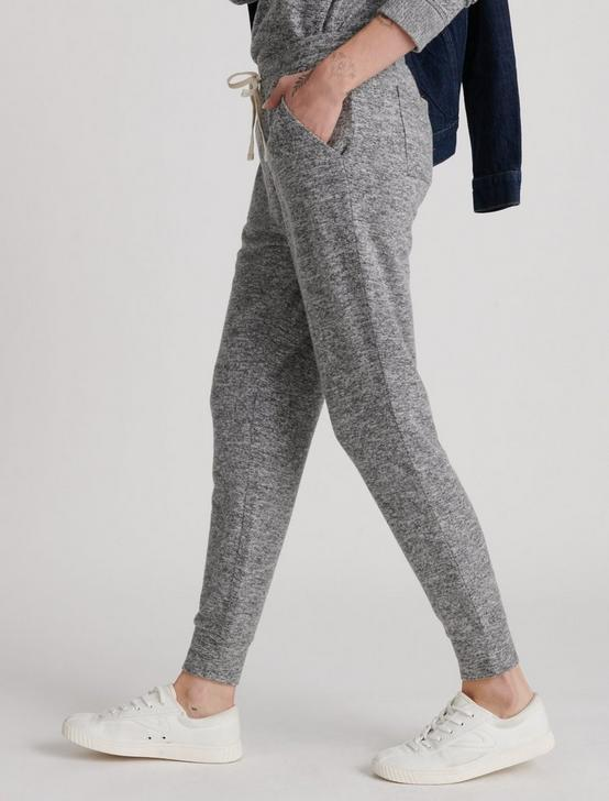 CLOUD JERSEY LOUNGE PANTS, HEATHER GREY, productTileDesktop