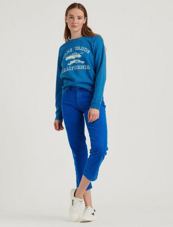 LAKE TAHOE CREW PULLOVER, PRINCESS BLUE, productTileDesktop