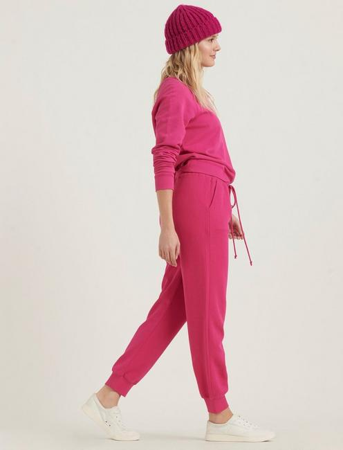 SOLID JOGGER PANT, JULIET PINK