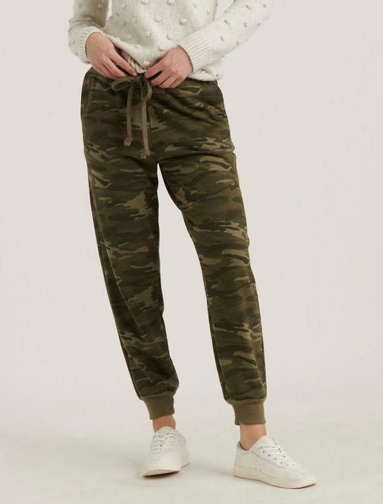 CAMO JOGGER PANT, GREEN MULTI, productTileDesktop