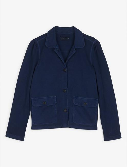 WORKWEAR JACKET, INDIGO