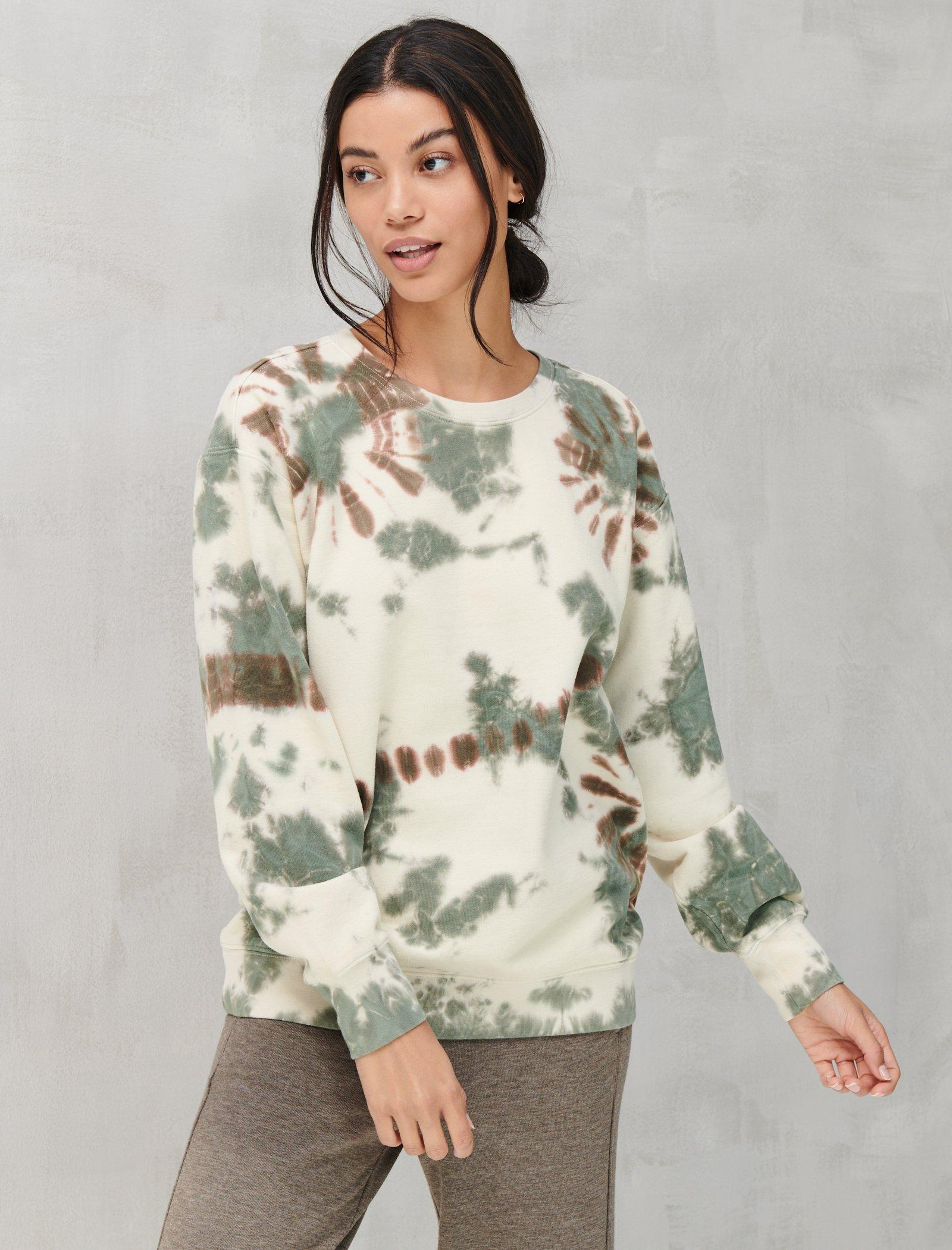 TIE DYE PULLOVER, image 1
