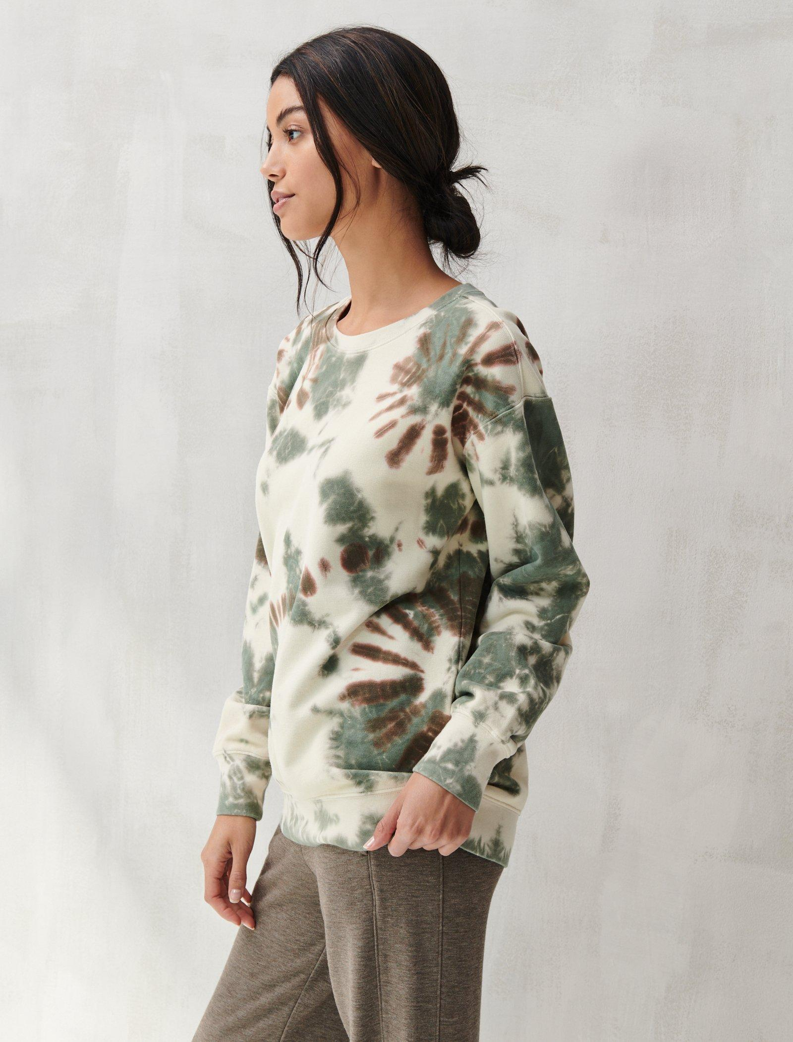 TIE DYE PULLOVER, image 3