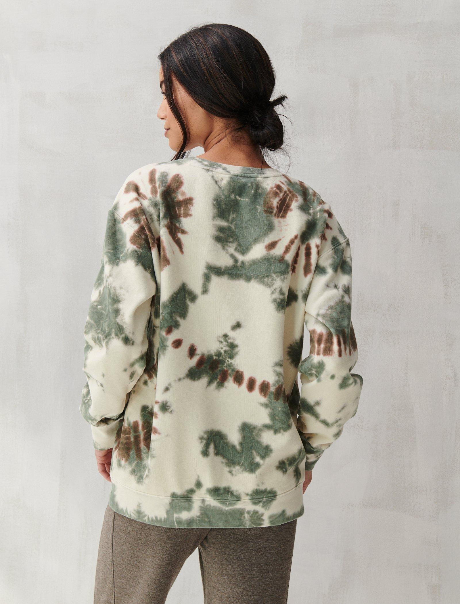 TIE DYE PULLOVER, image 4