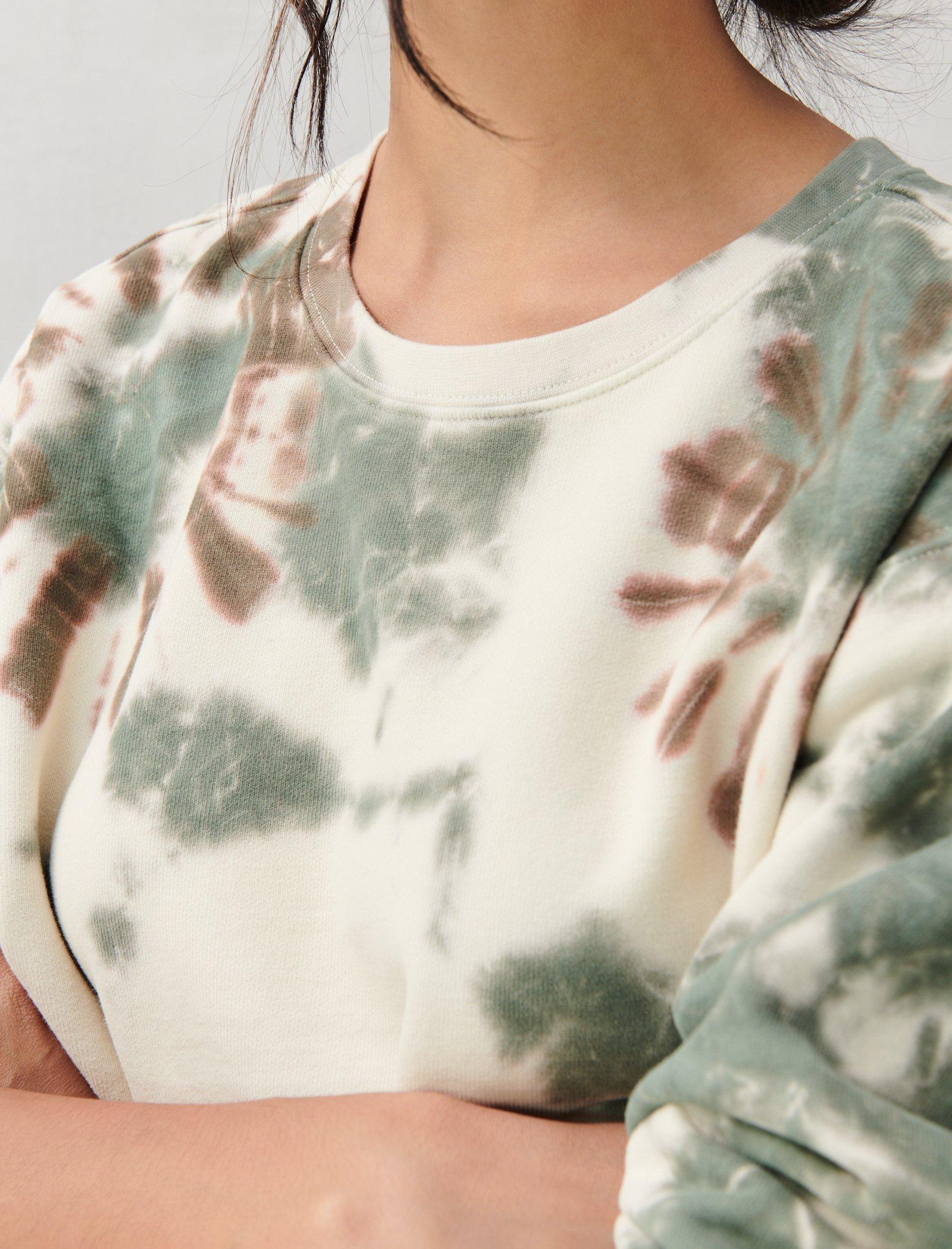 TIE DYE PULLOVER, image 5