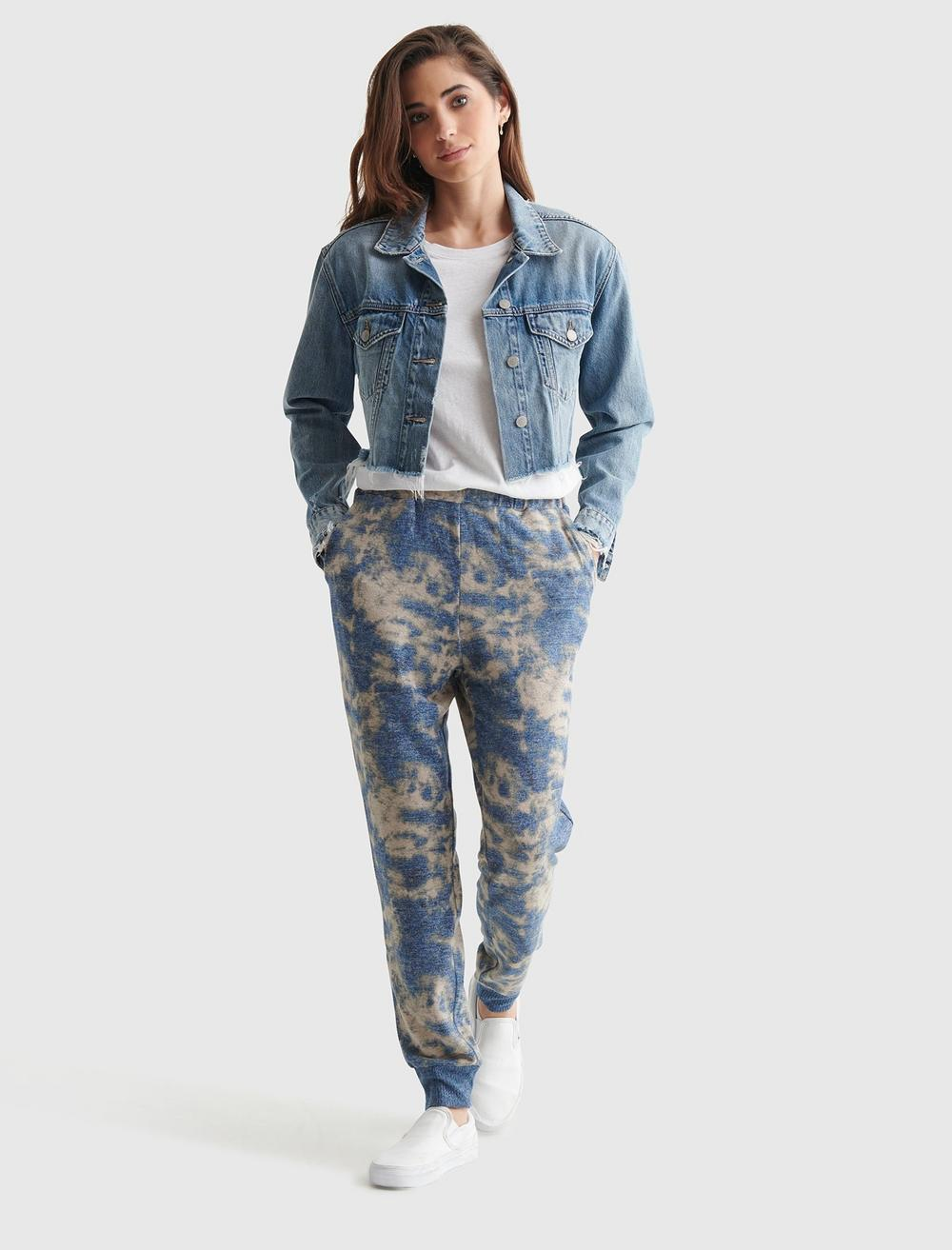 CLOUD JERSEY EASY JOGGER, image 1