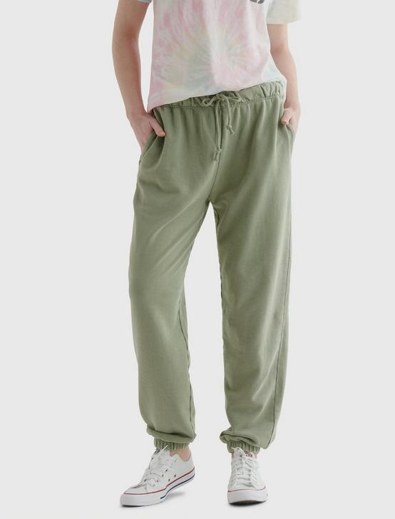 CHILL AT HOME FLEECE JOGGER, LOOSELEAF, productTileDesktop