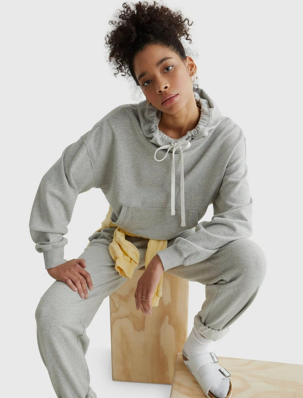 CHILL AT HOME FLEECE JOGGER, image 7