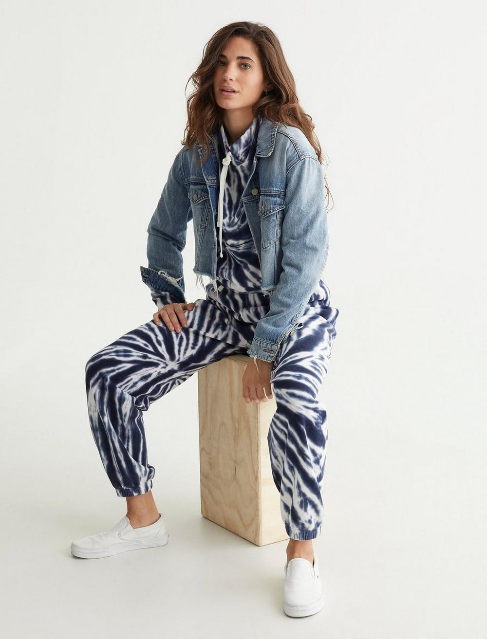 CHILL AT HOME FLEECE JOGGER, image 6