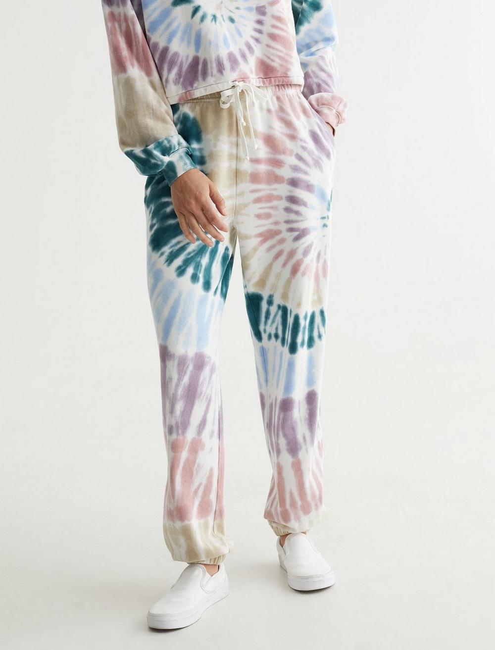 CHILL AT HOME FLEECE JOGGER, image 1