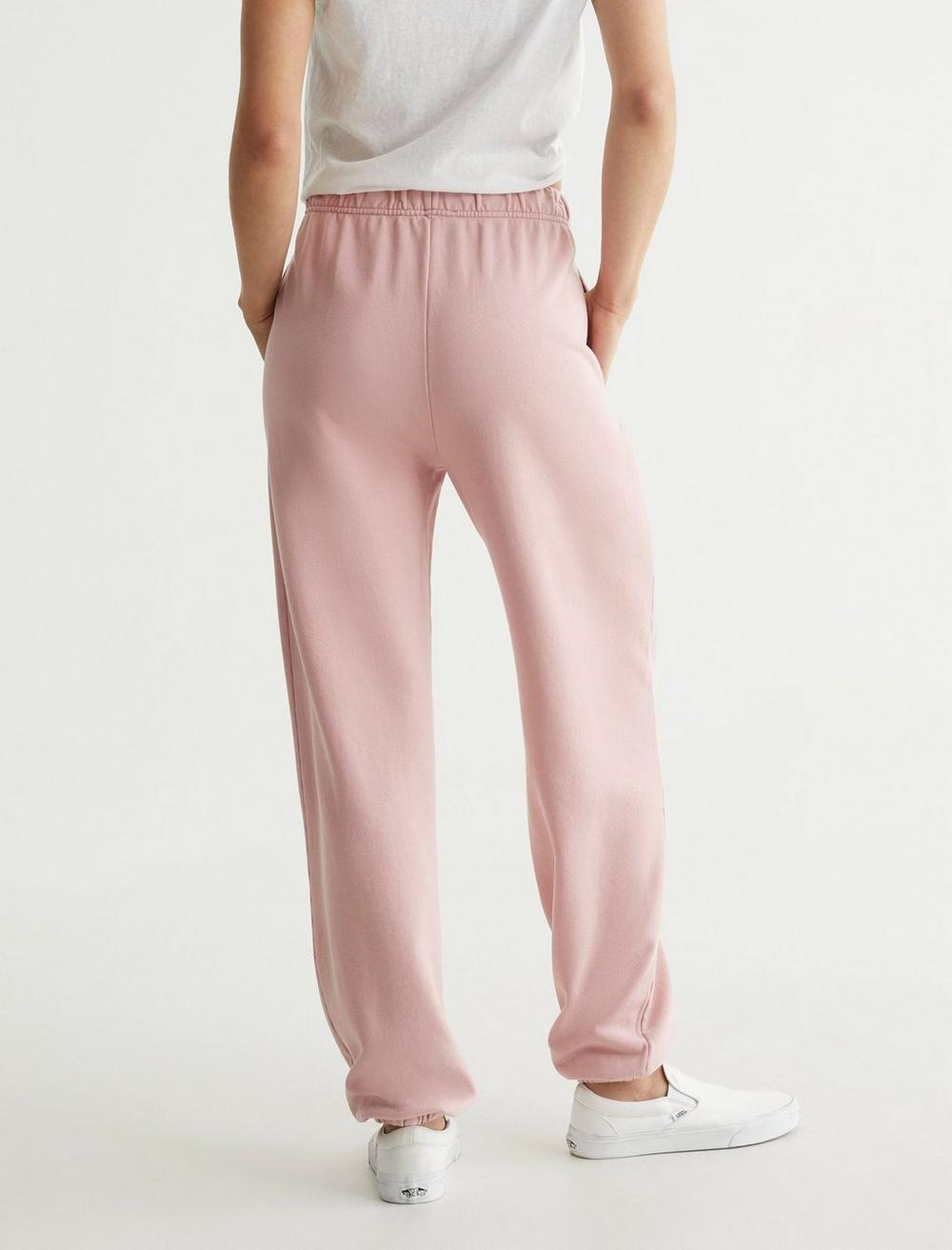 CHILL AT HOME FLEECE JOGGER, image 4