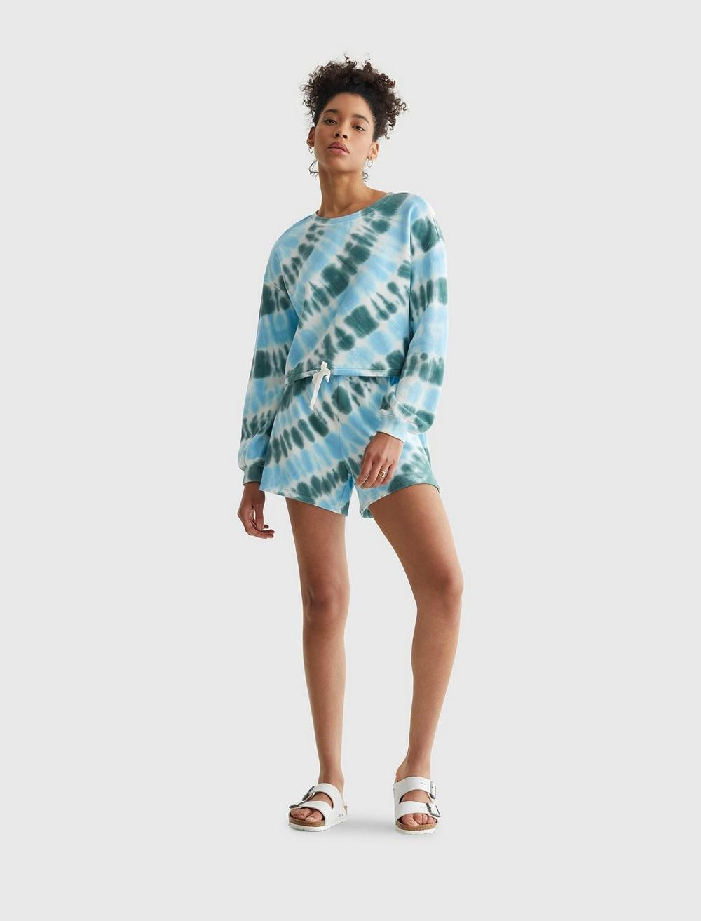 COOL FOR SUMMER CROPPED CREW, image 2