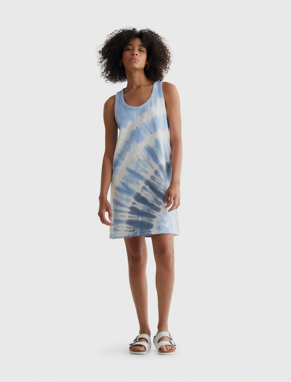 TANK SWEATSHIRT DRESS, image 1