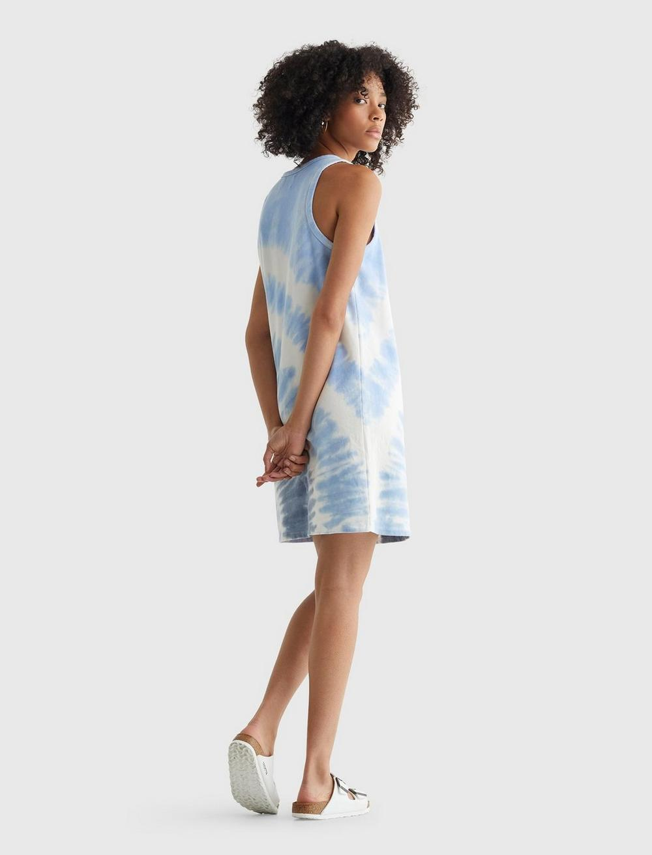 TANK SWEATSHIRT DRESS, image 3