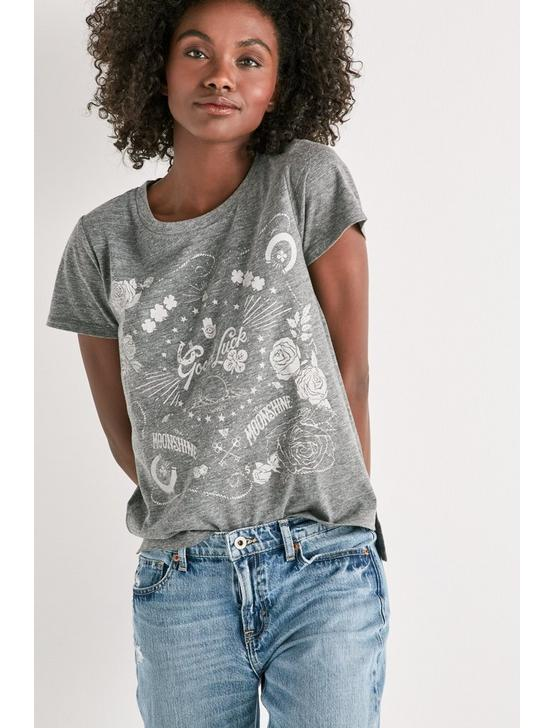 BANDANA TEE, GREY MULTI, productTileDesktop
