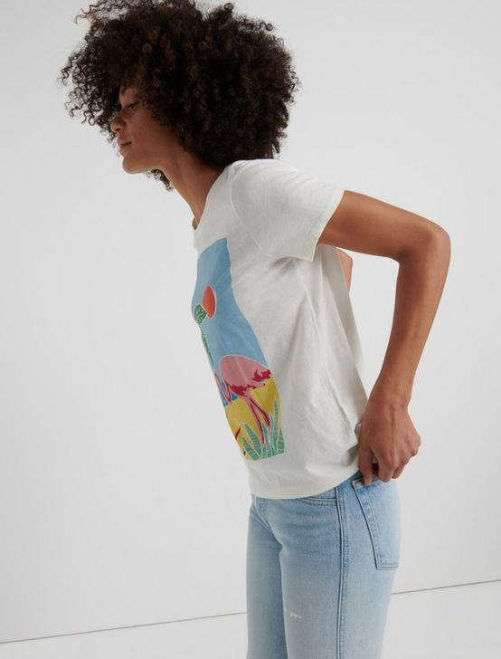 TROPICAL CREW TEE, MARSHMALLOW, productTileDesktop