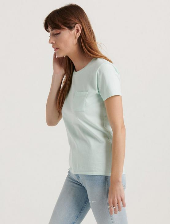 ONE POCKET TEE, MORNING MIST, productTileDesktop