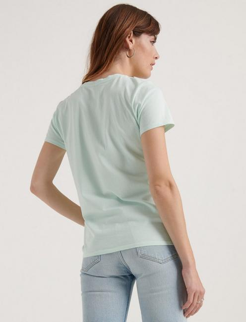 ONE POCKET TEE, MORNING MIST
