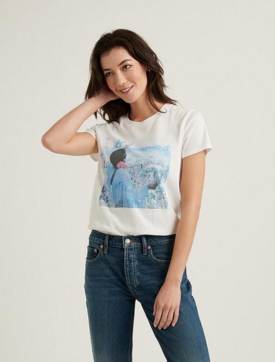 HENDRIX STAGE TEE, LUCKY WHITE, productTileDesktop