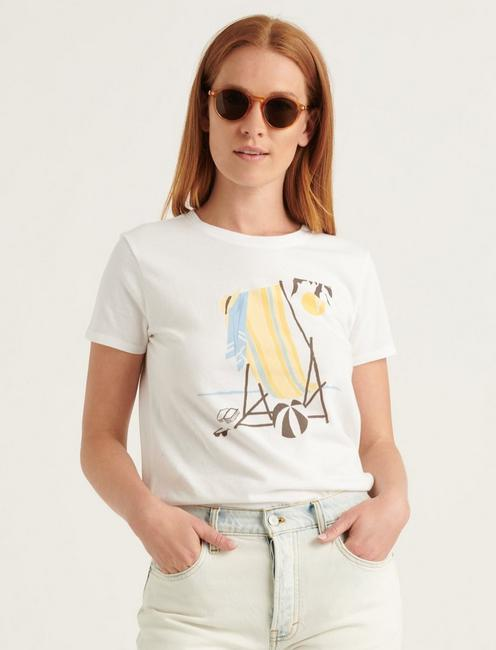 BEACH CHAIR TEE,