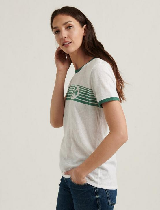 CLOVER STRIPE TEE, LUCKY WHITE, productTileDesktop