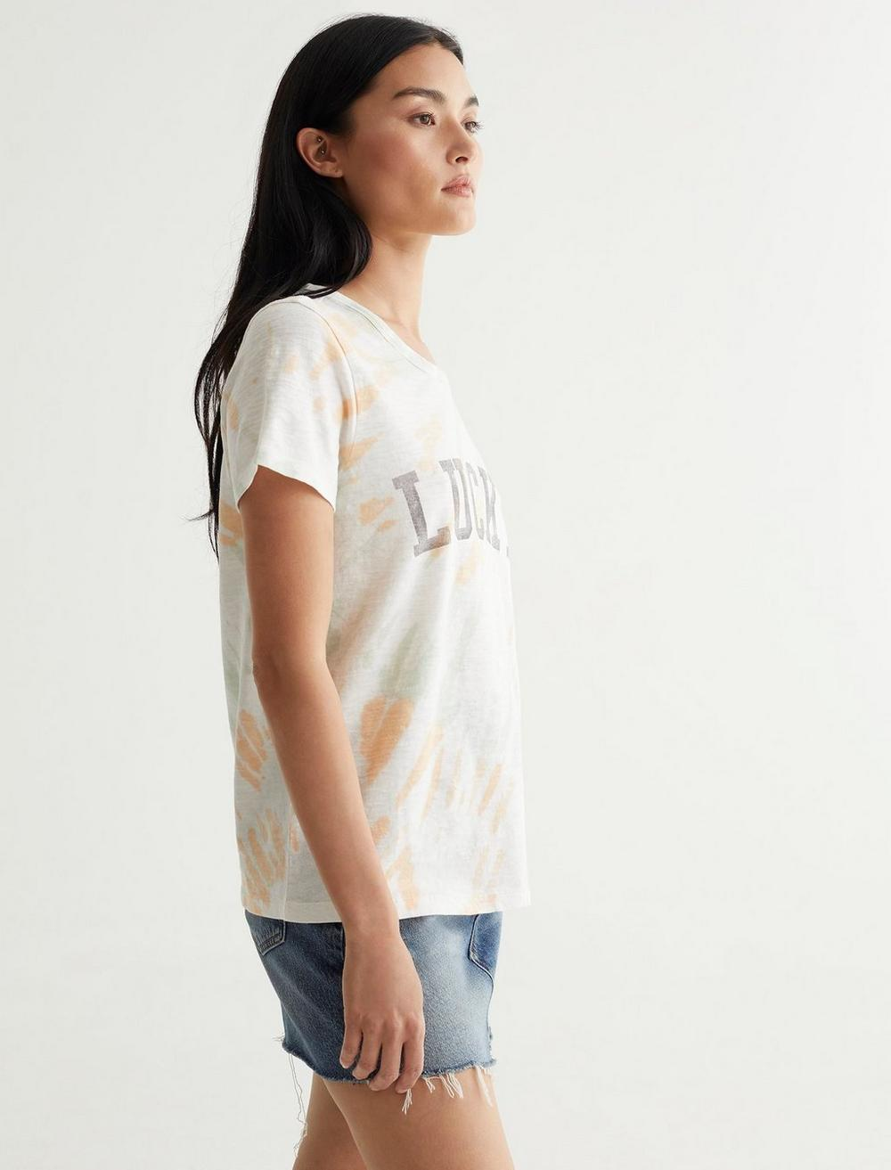 LUCKY FONT CLASSIC TEE, image 3