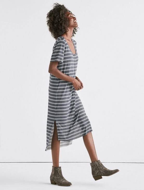 SANDWASH TEE DRESS, GREY MULTI, productTileDesktop