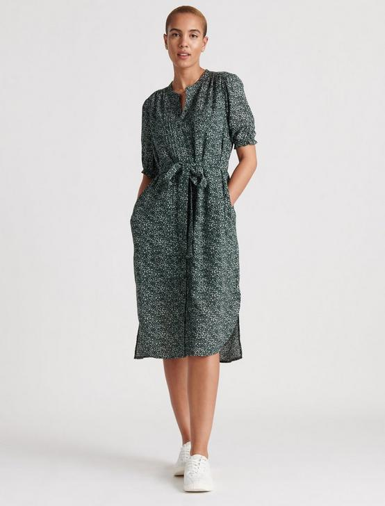 DAKOTA DRESS, GREEN MULTI, productTileDesktop