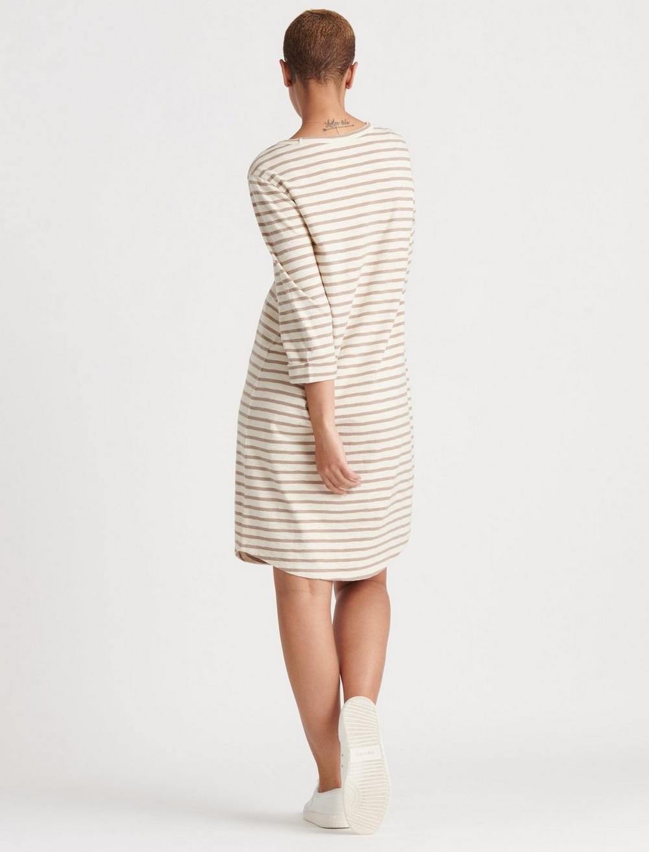 STRIPE TEE DRESS, image 4