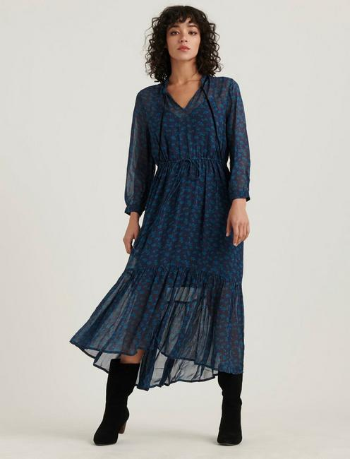 PRINTED RYAN DRESS,