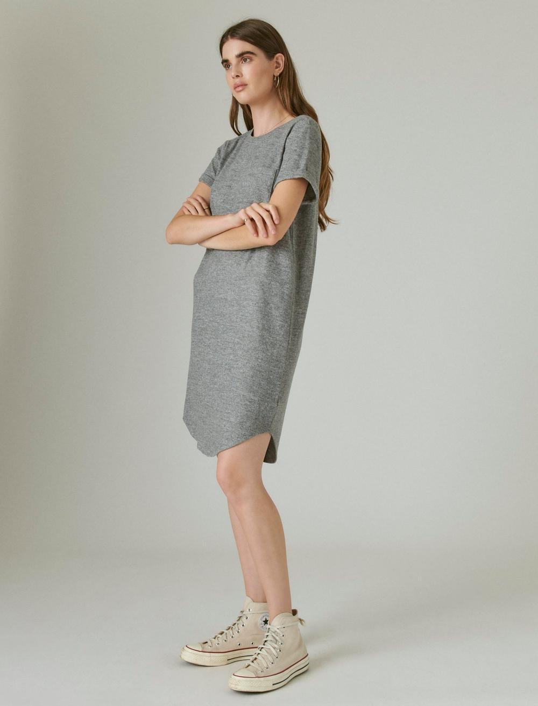 CLOUD JERSEY TEE DRESS, image 2