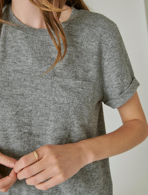 CLOUD JERSEY TEE DRESS, image 4