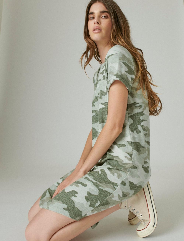 CLOUD JERSEY TEE DRESS, image 5