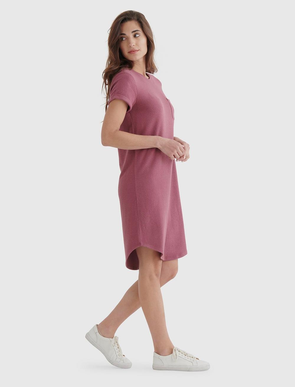 CLOUD JERSEY TEE DRESS, image 3