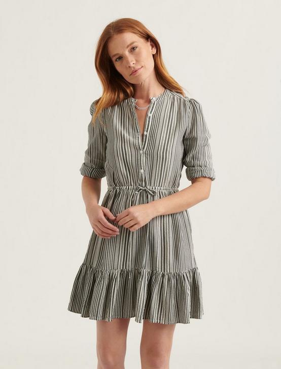 RILEY DRESS, GREY MULTI, productTileDesktop