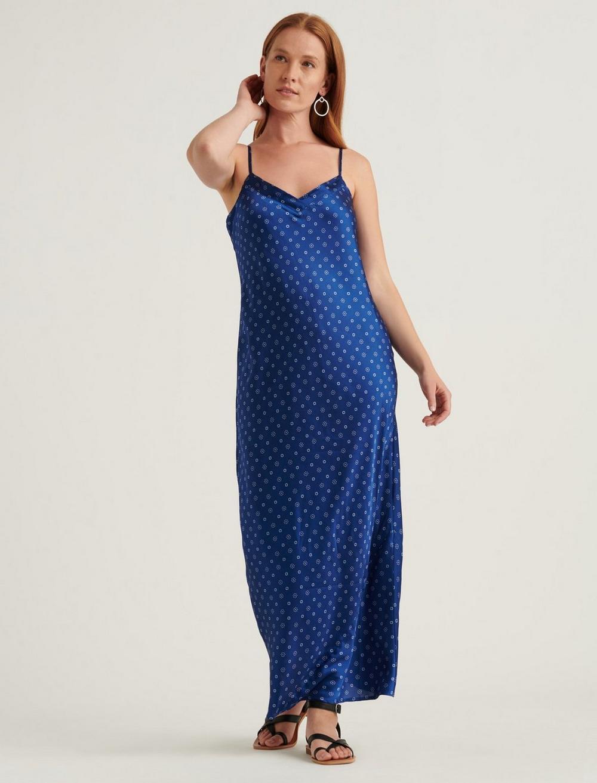 NATALIE SLIP MAXI DRESS, image 1